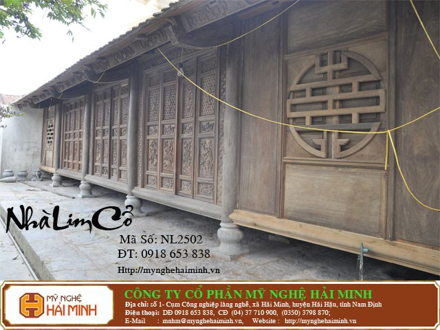Do go my nghe Hai Minh Hai Hau Nam Dinh